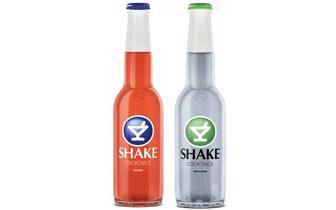 Напій слабоалкогольний газований Shake Bora Bora/Daiquiri, 0,33 л