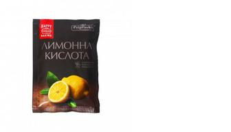 Кислота лимонна, Приправка, 100г