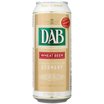 Пиво Dab світле 0.5л