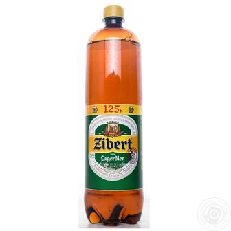 Пиво Світле Зіберт 1,25 л