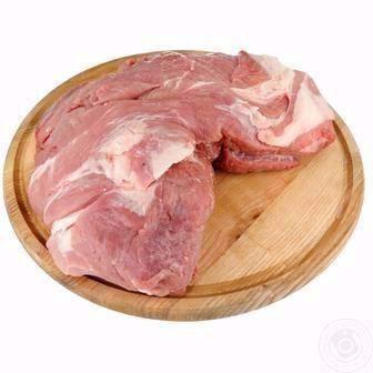 Ошийок свинячий охолоджений 1 кг