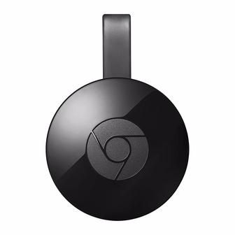 Медиаплеер Google Chromecast Black (2nd generation)