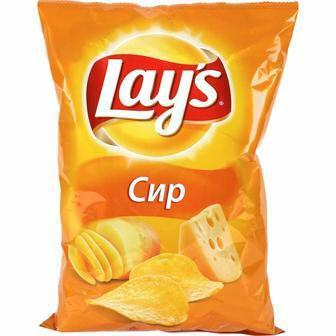 Чіпси картопляні Lays, 133 г