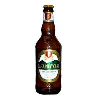 Пиво Закарпатське Радомишль 500мл