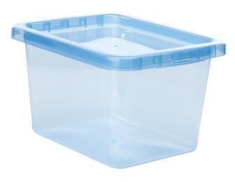 Короб BASIC BOX 9л з кришкою синій АРТИКУЛ: 4983900 0 відгуків