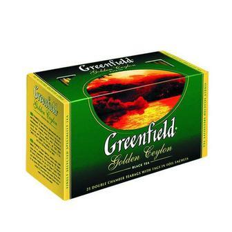 Чай greenfield 25 пак