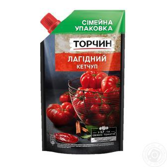 Кетчуп Торчин, До шашлику/Лагідний/Чилі/карі 250 г 270 г