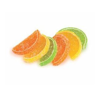 Мармелад апельсинові або лимонні дольки Фуршет 100 г
