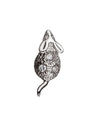 Золота шпилька з діамантами (2бл-007/169)