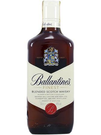Скидка 26% ▷ Віскі Ballantine's Finest 0.5 л