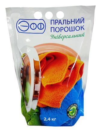 Порошок Эфф Універсальний д/прання 2,4кг