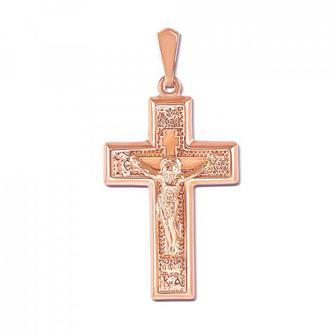 Золотой крестик. Артикул 30373