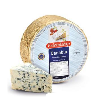 Сир 50% Данаблу Френдшип 1 кг