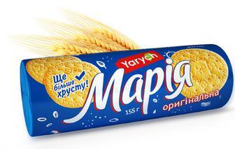 Печиво Yarych Марія оригінальне 155г