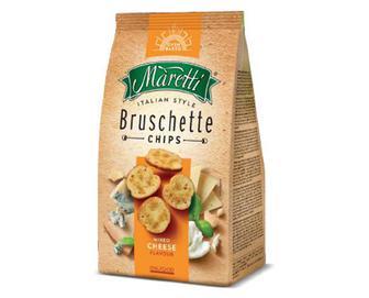Брускети Maretti суміш сирів, 70г