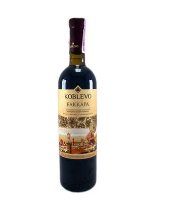 Вино Бордо Изабелла, Баккара Коблево 0,75 л