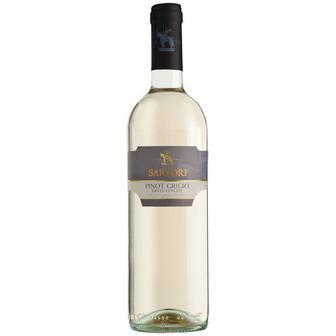 Вино Santori Pinot Grigio біле сухе 0,75л