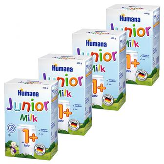 Молоко Humana Junior Milk 600г