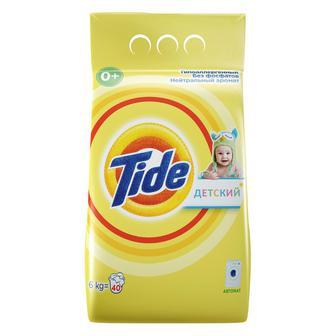 Стиральный порошок TIDE автомат Детский, 6кг