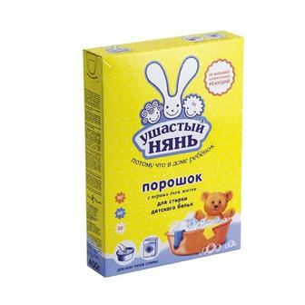 Порошок Ушастый Нянь д/дитячої білизни 400г