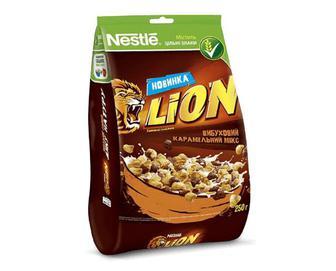 Сніданок сухий готовий Lion. 250г