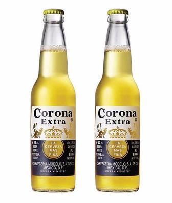Пиво Corona Extra 0,355л