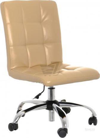 Крісло Nowy Styl Ralph GTS Chrome CH PR-06 пісок