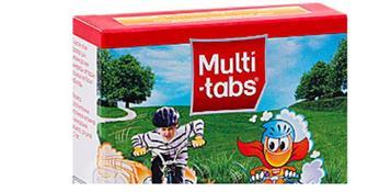 Мульти-Табс бебі саше 1-6років