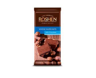 Шоколад молочний, Roshen, 90 г