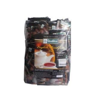 Чай чорний  Qualitea 100 пакетиків