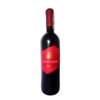 Вино  Villa Molino  красное, белое, п/сл, 0, 75 л