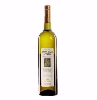 Вино Алазанська долина червоне, біле напівсолодке Вардіані 0,75 л