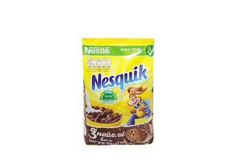 Готовий сніданок Nesquik» цільні злаки Nestle 500 г