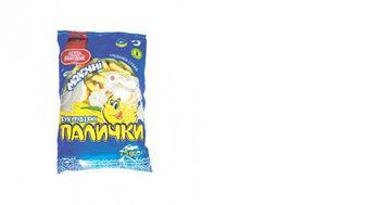 Кукурузные палочки молочные сладкие, Мак-Дак, 75г