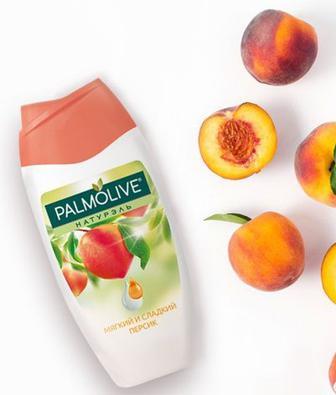 Гель для душа Palmolive Натурель Мягкий и сладкий персик 250 мл