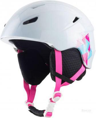 Гірськолижний шолом TECNOPRO Pulse Jr HS-016 270449 р. M білий із рожевим