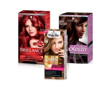 Фарба для волосся Color Expert, Brillance, Palette Perfect Care