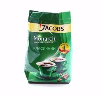 Кава мелена Jacobs Monarch класичний/Intensa мелена 70г