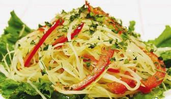 Салат із капусти з перцем, 100 г