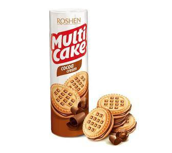 Печиво Multicake  Roshen  180 г