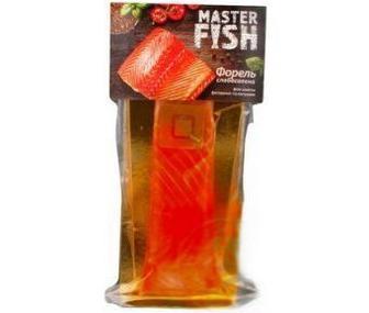 Форель Master Fish филе кусок 180г