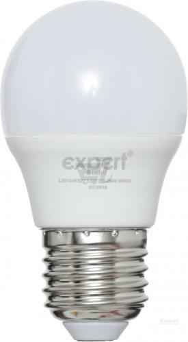 Лампа світлодіодна Expert Light 7.5 Вт G45 матова E27 220 В 3000 К