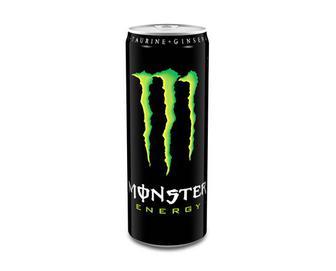 Напій енергетичний Monster Energy безалкогольний сильногазований, 355мл