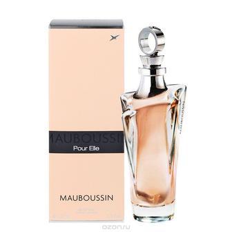 Жіноча туалена або парфумована  вода Mauboussin