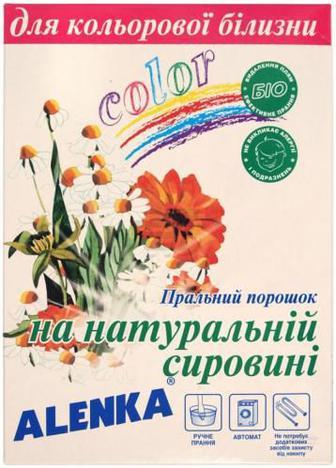 Пральний порошок універсал ALENKA Color 0,45 кг