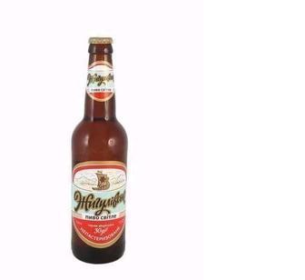 Пиво Жигулівське світле 4,2% , Оболонь, 0,5 л
