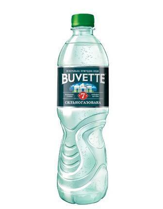 Вода мінеральна №7 Buvette 1,5л