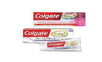 Зубна паста Тотал 12 Колгейт 75 мл