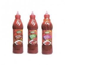 Кетчуп томатный, DERBI, 830г