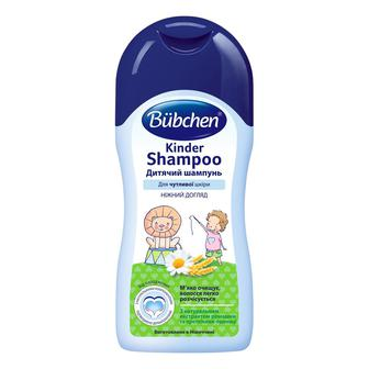 Детский шампунь Bubchen